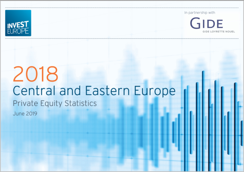Central and Eastern Europe Private Equity Statistics 2018 Report