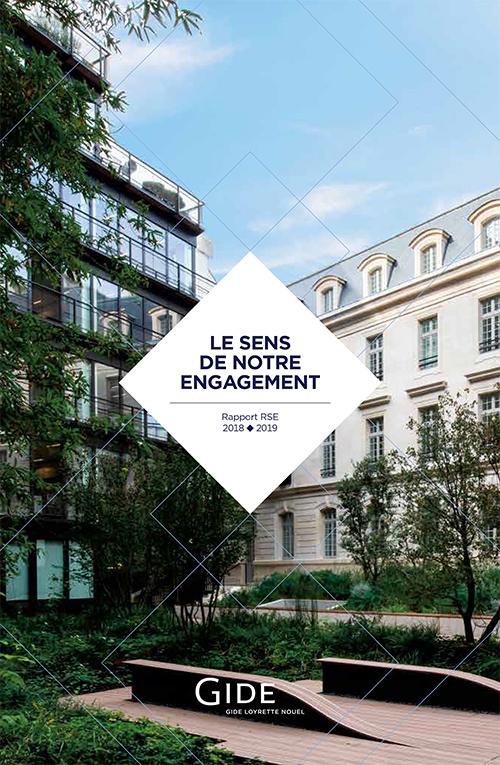 Gide | Rapport RSE 2018-2019
