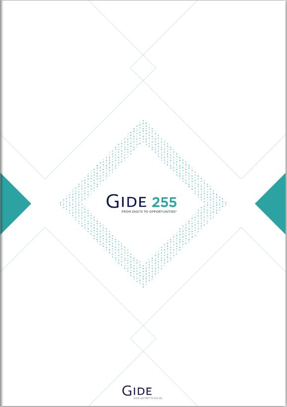 Brochure Gide 255 | Innovation & FinTech