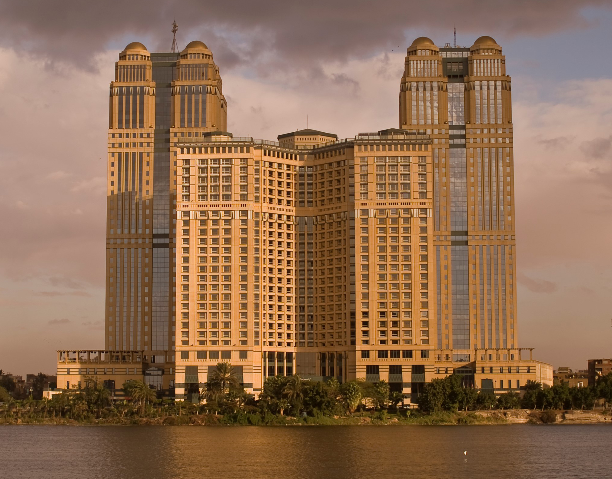 Egypt | Cairo | Nile City Towers
