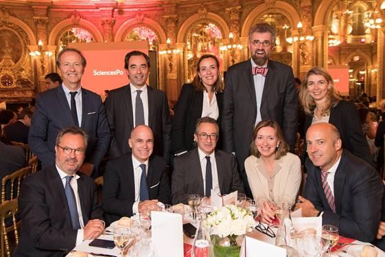 Gala Sciences Po 2017 | Gide | Septembre 2017