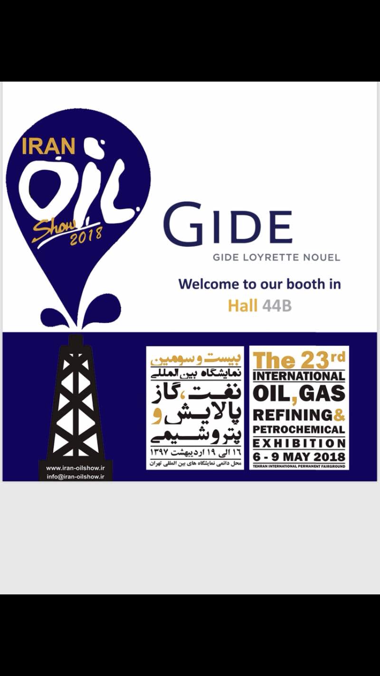 23rd International Oil, Gas, Refining and Petrochemical Exhibition | Iran | 6 to 9 May 2018