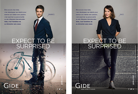 Gide Talents | Expect to be surprised!