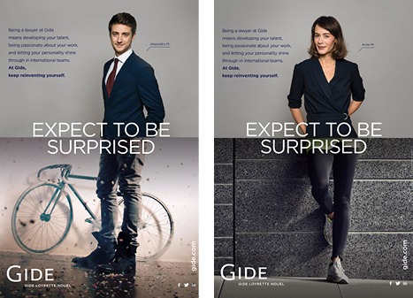 Gide Talents | Expect to be surprised