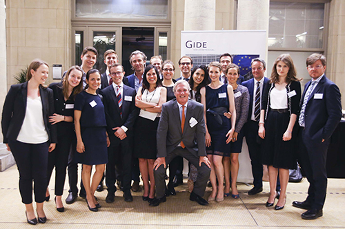 Gide Brussels' team | 15 June 2017