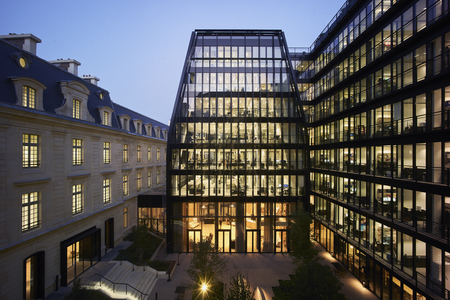15 Rue de Laborde | Gide's new HQ in Paris