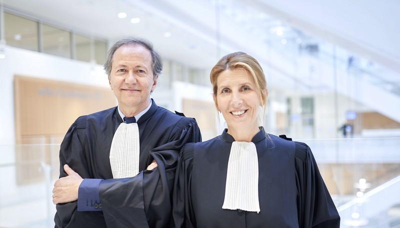 Olivier Cousi & Nathalie Roret