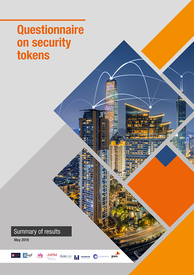 Study on Security Tokens | May 2019