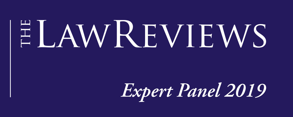 The Law Reviews Expert Panel 2019